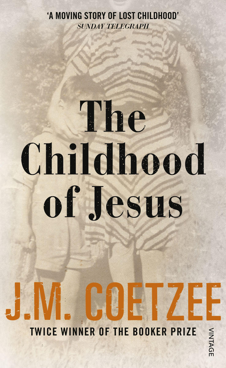 The Childhood of Jesus a mother is