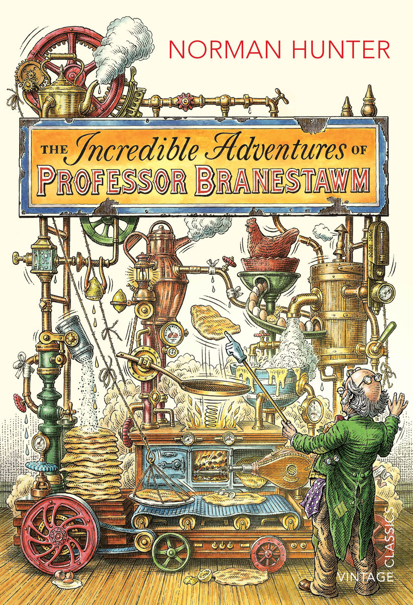 The Incredible Adventures of Professor Branestawm about you кардиган