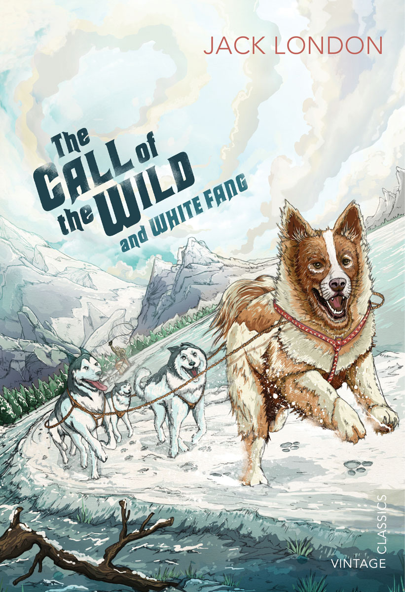 The Call of the Wild and White Fang декоративное мыло wild from lost to found on the pacific crest trail a book