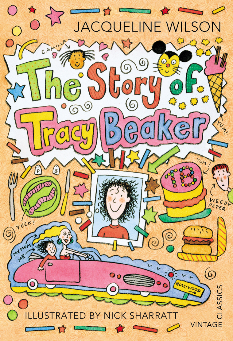 The Story of Tracy Beaker me before you