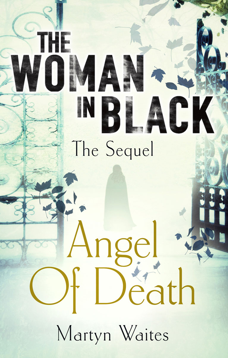 The Woman in Black: Angel of Death empty death