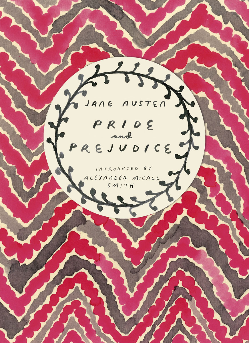 Pride and Prejudice (Vintage Classics Austen Series) upside of stress the