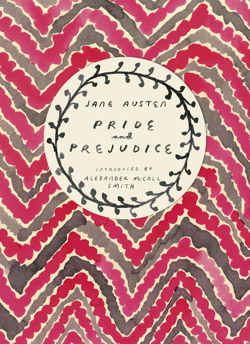 Pride and Prejudice (Vintage Classics Austen Series) jane austen note cards