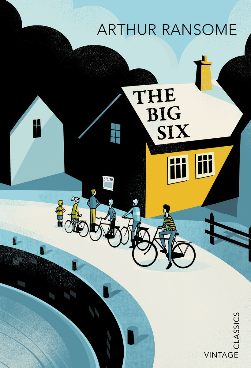 The Big Six john boyne the boy in the striped pyjamas