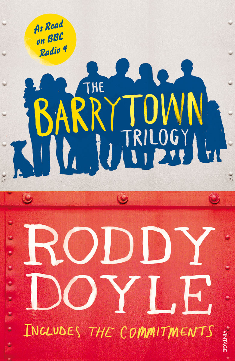 The Barrytown Trilogy twister family board game that ties you up in knots