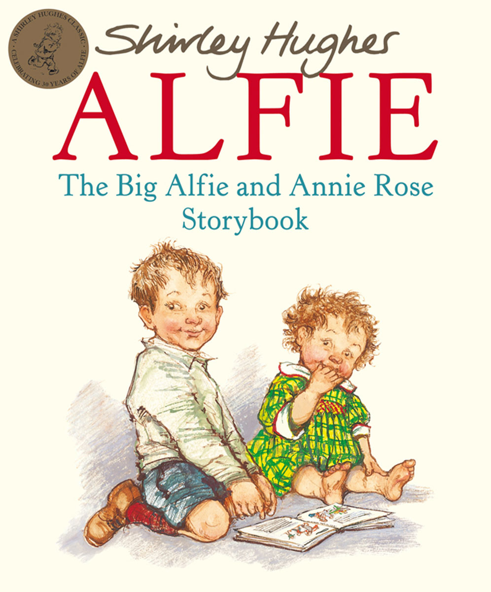 The Big Alfie And Annie Rose Storybook alfie and dad