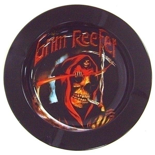 Пепельница Grim ReeFer. 92149 grim reaper