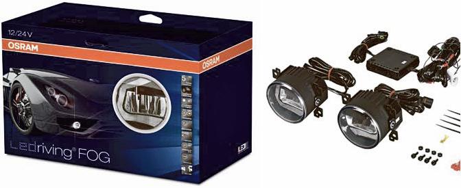OSRAM лампа 12V/24VV 7/10W LED technology,фары светодиодные ходовые / противотуманные фары круглые (D90мм, LEDFOG101 BK 12V/24V 4X1 UNP OSRAM), 2 шт.LEDFOG101OSRAM лампа 12V/24VV 7/10W LED technology, Тип ламп: светодиодный Альтернативные описания: LEDriving FOG Противотуманные (дневные ходовые)светодиодные FOG-фары/DRL-лампы (ДХО) [комплект 2 шт.] Фары днев. света LED кругл. (D90мм, LEDFOG101 BK 12V/24V 4X1 UNP OSRAM) комплект белый светРазмер: 5x6,7x4,9