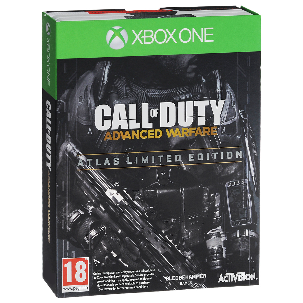 Call of Duty: Advanced Warfare. Atlas Limited Edition (Xbox One), Sledgehammer Games