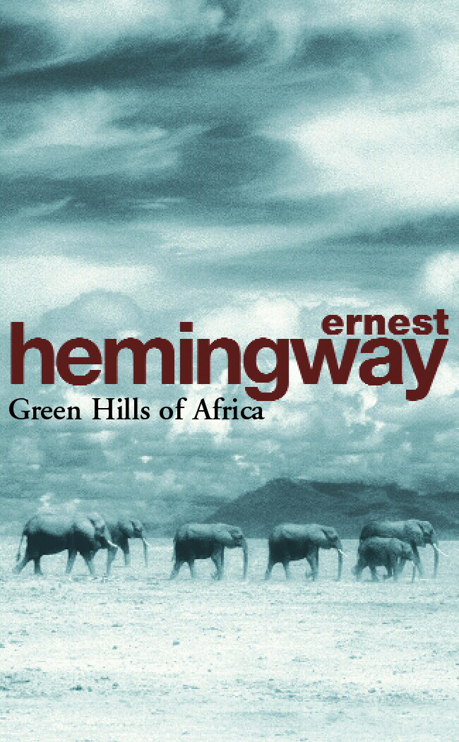 Green Hills Of Africa soyinka wole of africa