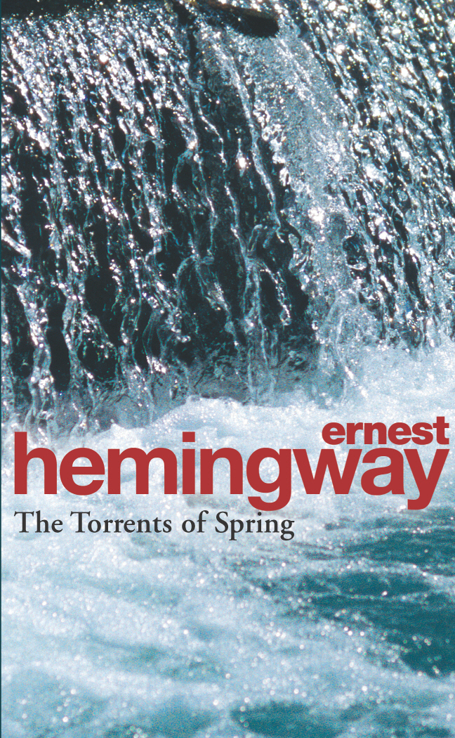The Torrents Of Spring great short short stories quick reads by great writers