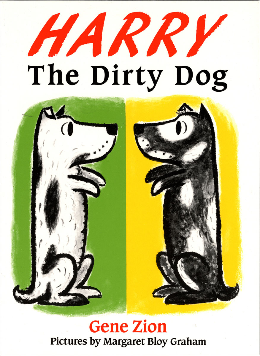 Harry The Dirty Dog down and dirty