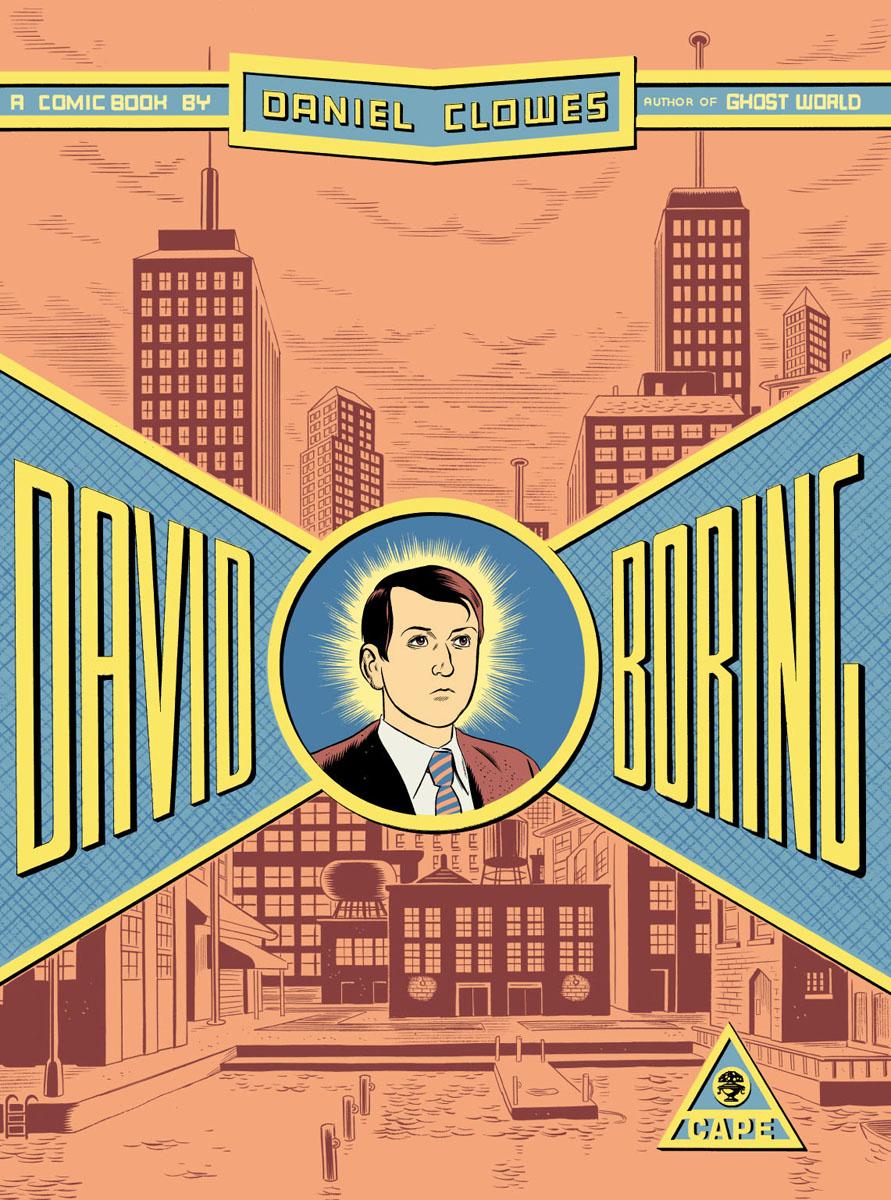 David Boring clowes daniel david boring