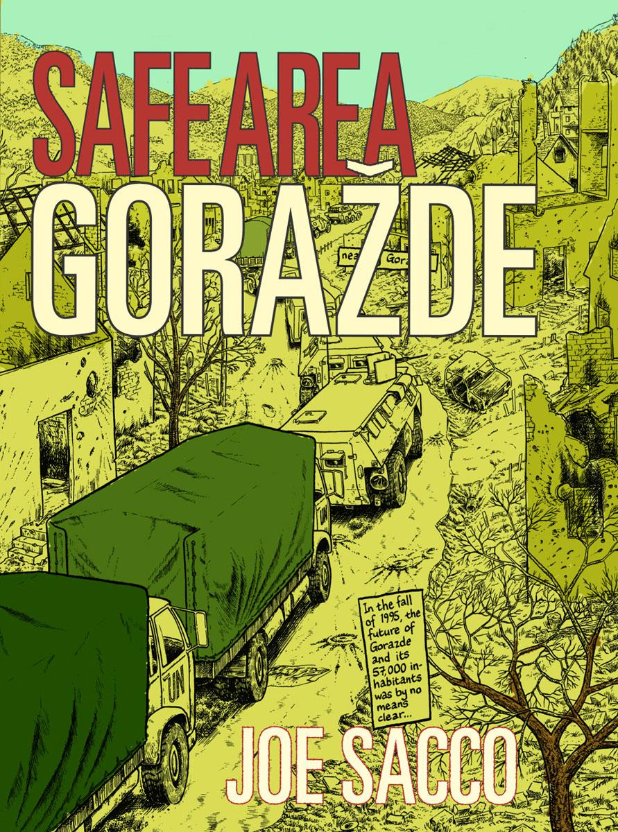 Safe Area Gorazde admin area