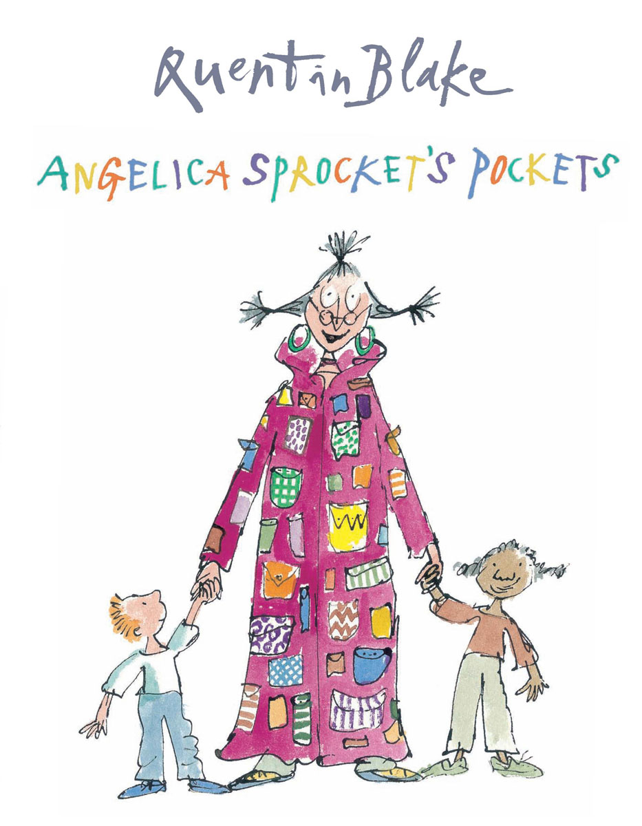 Angelica Sprocket's Pockets toys galore