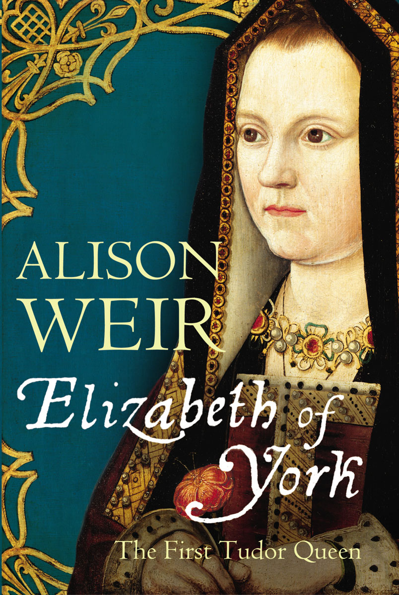 Elizabeth of York richard iii and the princes in the tower