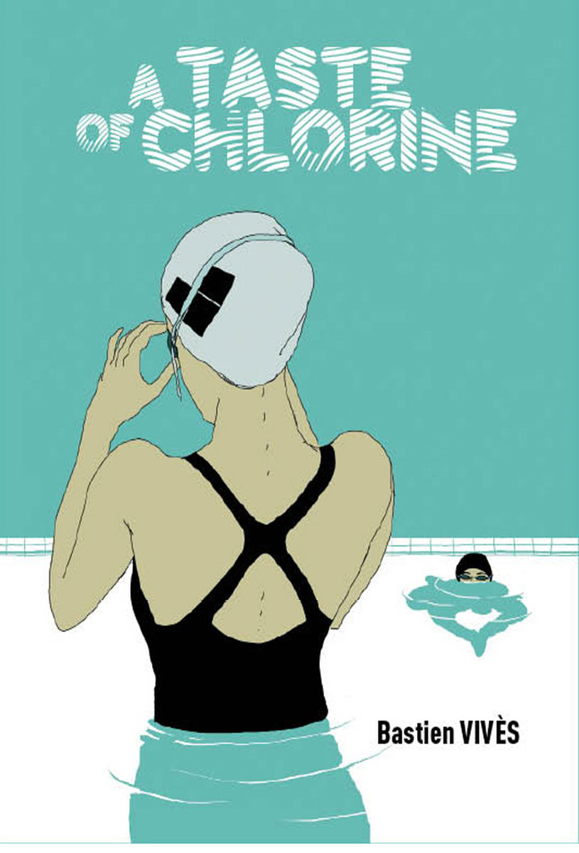 A Taste Of Chlorine the springboard in the pond – an intimate history of the swimming pool