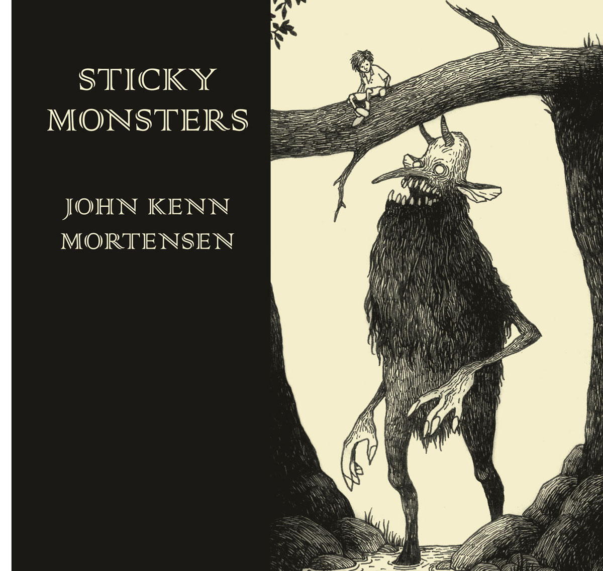 Sticky Monsters legion of monsters