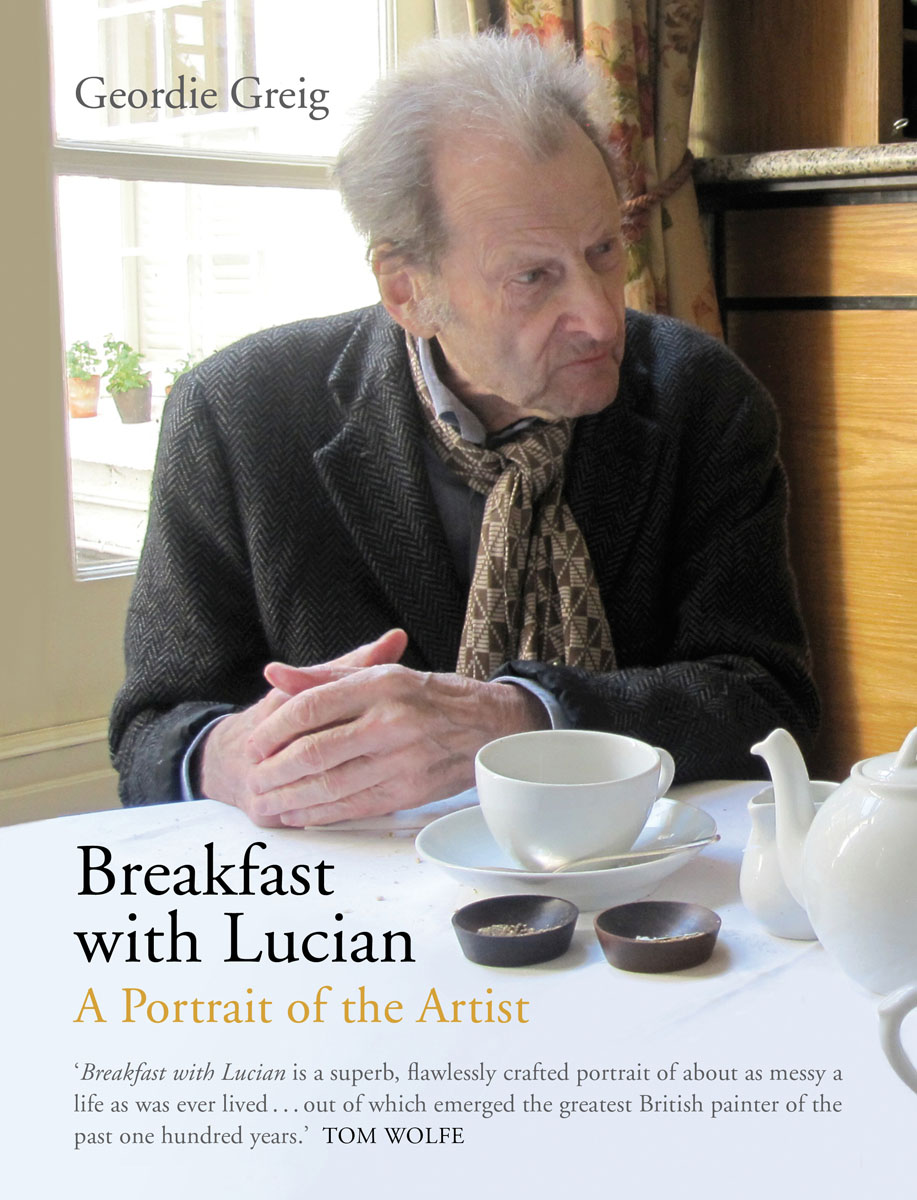 Breakfast with Lucian velazquez