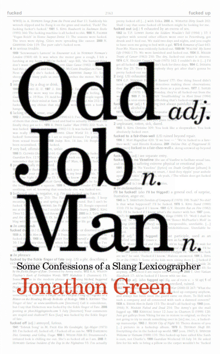 Odd Job Man first love and the diary of a superfluous man