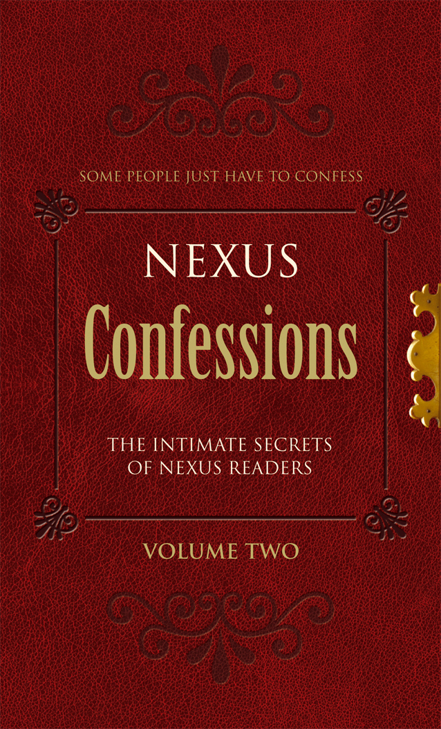 Nexus Confessions: Volume Two the identity of the i of the confessions of jeremiah
