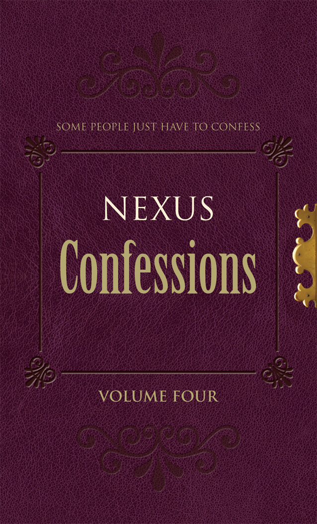 Nexus Confessions: Volume Four the identity of the i of the confessions of jeremiah