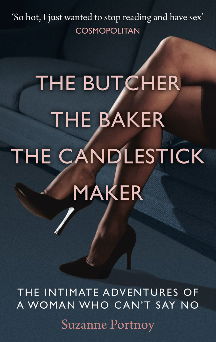 The Butcher, The Baker, The Candlestick Maker what she left