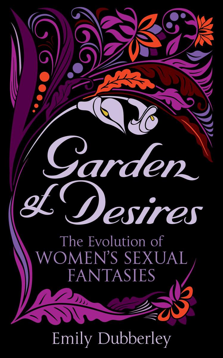 Garden of Desires morgan upstairs in the garden cloth