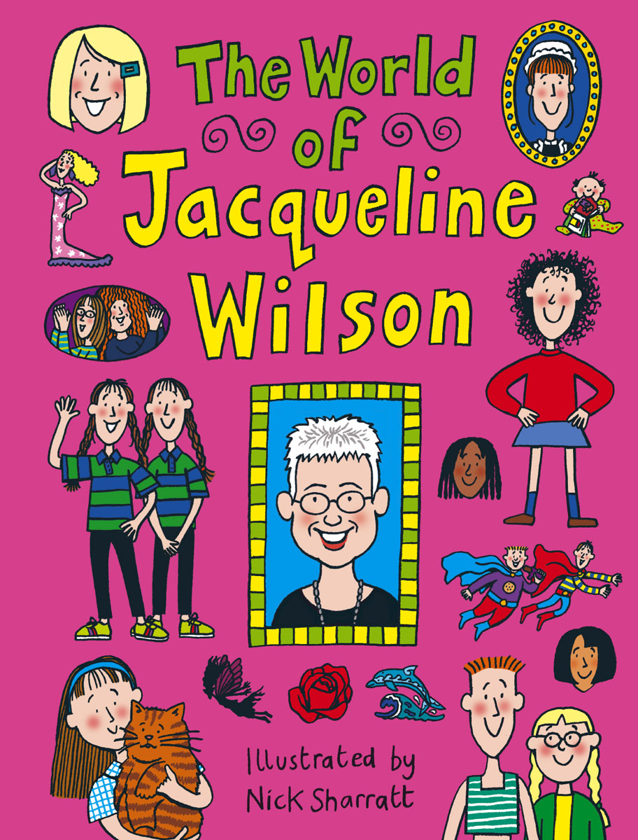 The World Of Jacqueline Wilson jacqueline de yong ja908ewkkr59