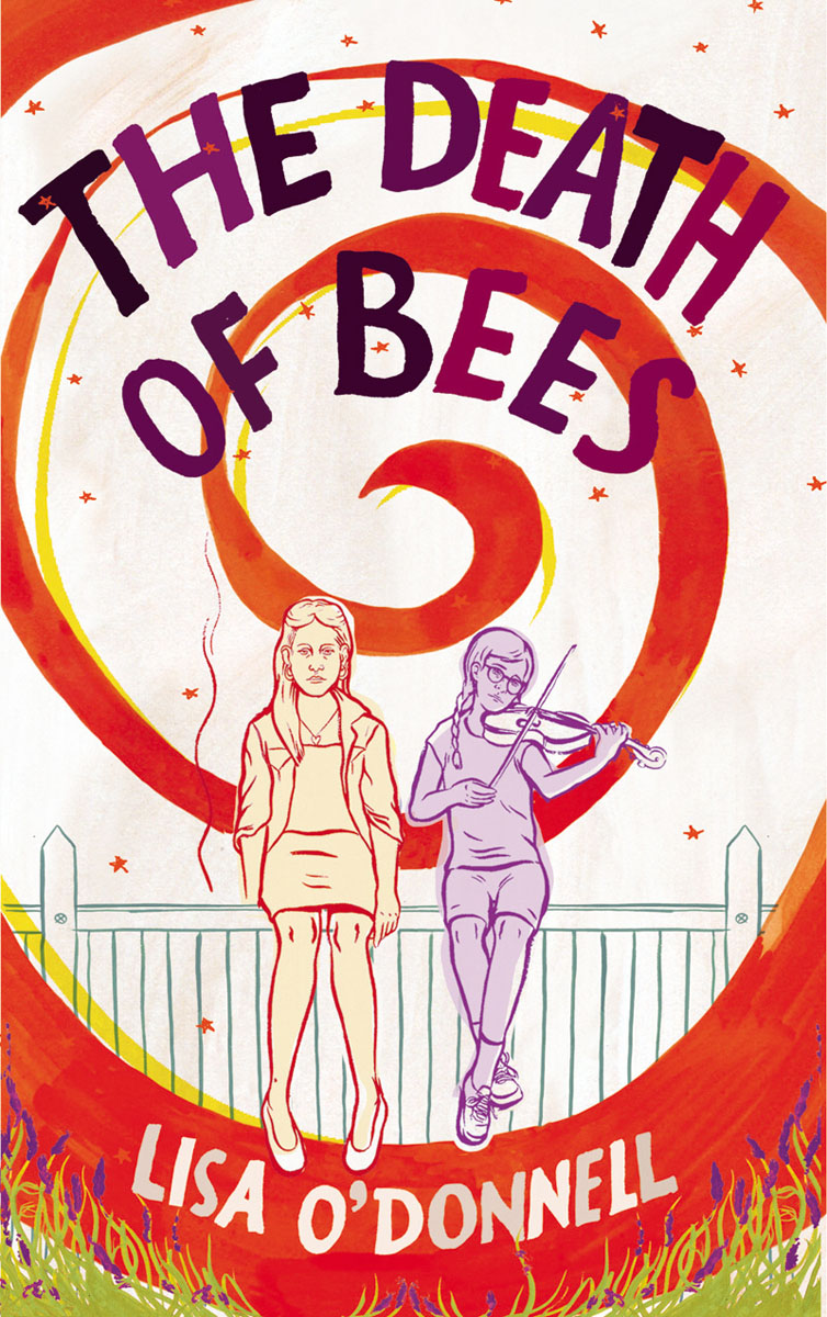The Death of Bees the little old lady in saint tropez