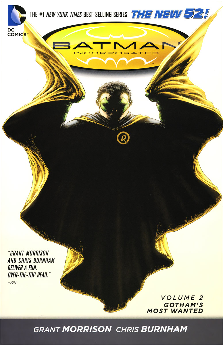 Batman Incorporated: Volume 2: Gotham's Most Wanted batman volume 1 the court of owls