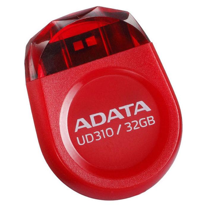 ADATA UD310 32GB, Red USB-накопительAUD310-32G-RRDADATA UD310 - это удобное и прочное устройство хранения данных, изготавливаемое по современной технологии кристалл-на-плате (СОВ), которая гарантирует идеальную водостойкость и защиту данных. Миниатюрную, в форме драгоценного камня, флэшку UD310 можно оставить вставленной в ультрабук или ноутбук надолго, она не будет ни за что зацепляться.Искрящийся корпус , в форме ограненного бриллианта, подчеркивает ультракомпактную и сверхпортативную конструкцию флэшки UD310, занимающей минимум места при её использовании в переносном или настольном компьютере. Возможность без ограничений обмениваться вашими видео, музыкальными и графическими файлами делает UD310 идеальным аксессуаром для компьютеров ультрабук и множества других тонких и сложных электронных устройств, при этом в любое время гарантирующим защиту ваших бесценных данных.