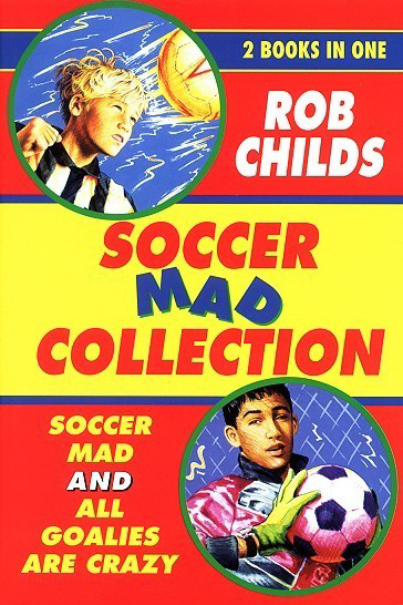 The Soccer Mad Collection игра mookie soccer swingball 7260