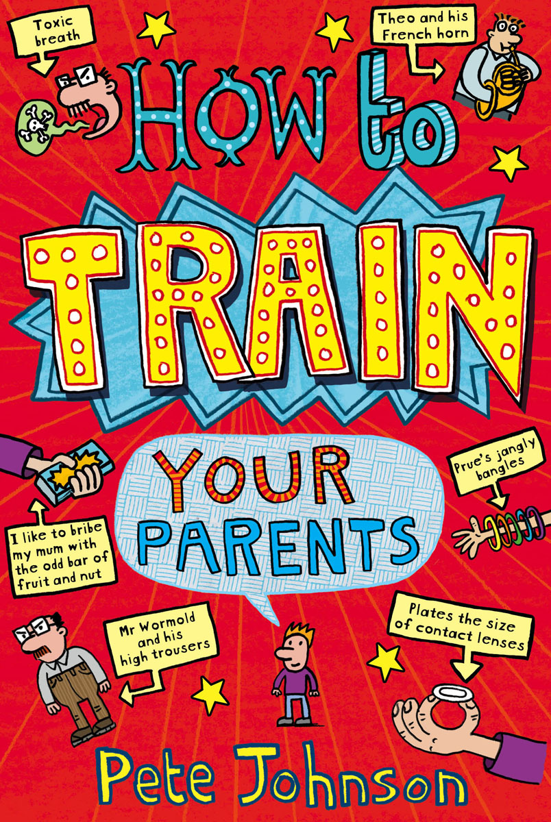 Купить How To Train Your Parents,