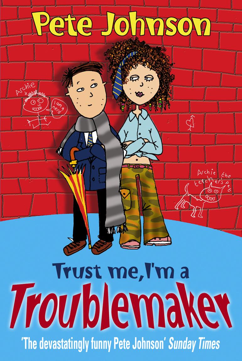 Trust Me, I'm A Troublemaker child l make me a jack reacher novel