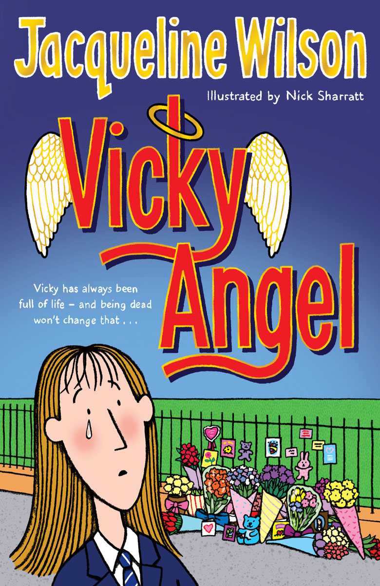 Vicky Angel lessons in laughing out loud