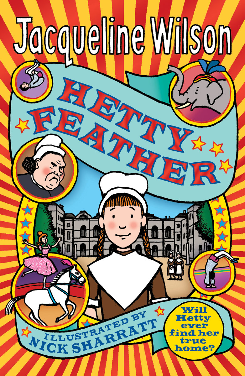 Hetty Feather a t quiller couch hetty wesley