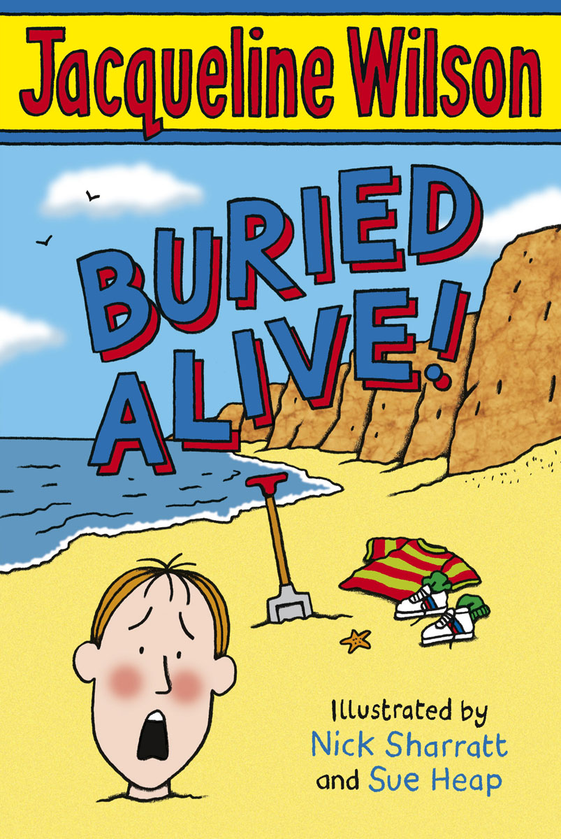 Buried Alive! wilson jacqueline buried alive