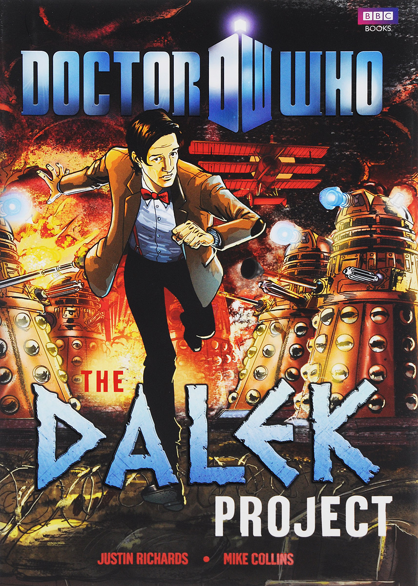 Doctor Who: The Dalek Project doctor who corpse marker monster collection ed