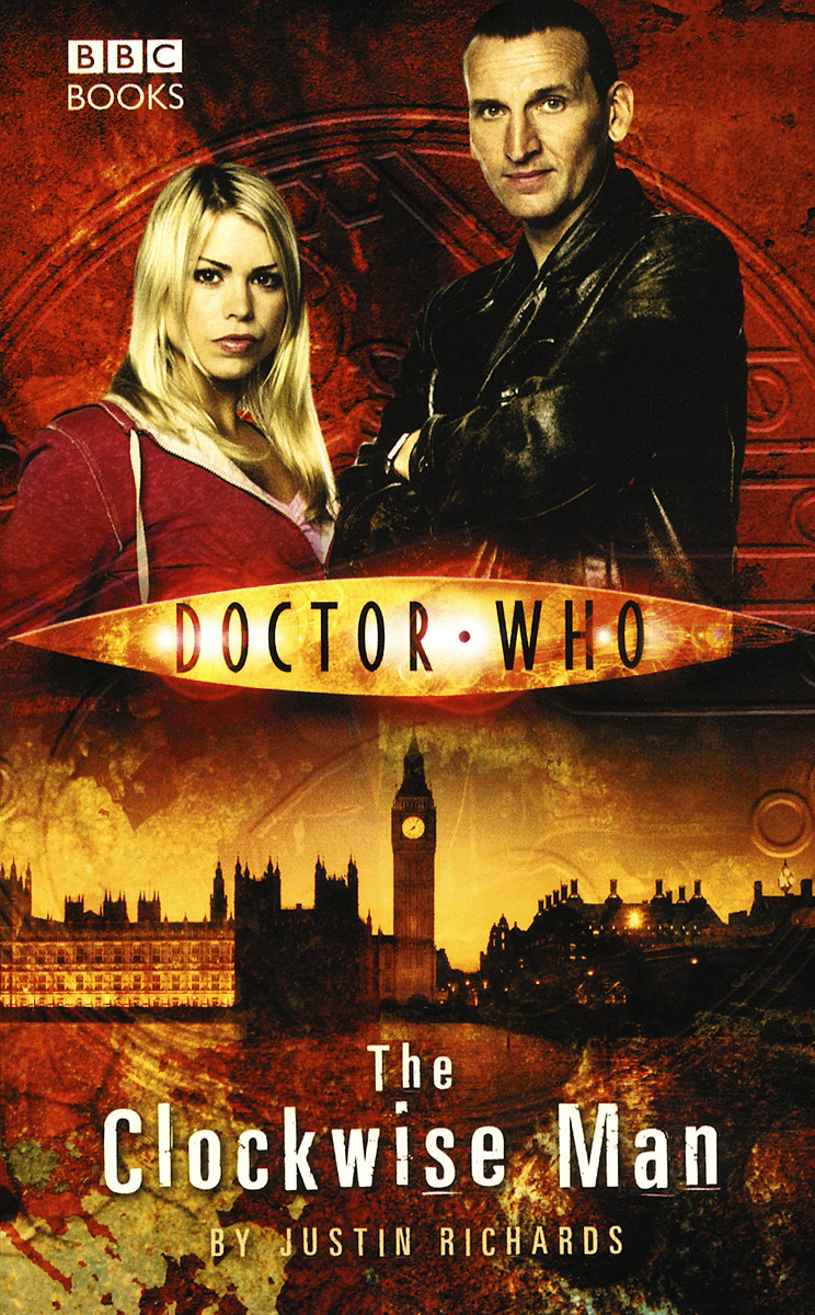 Doctor Who: The Clockwise Man the streets london