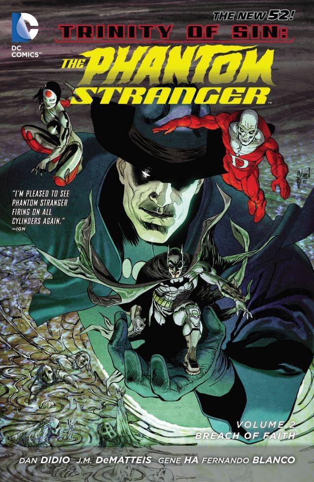 Trinity of Sin: The Phantom Stranger: Volume 2: Breach of Faith day of the holy trinity