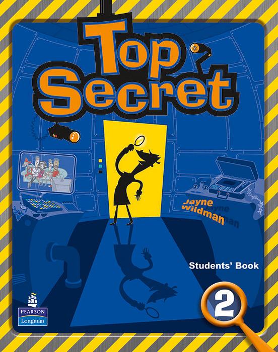 Top Secret: Student's book 2 (+ CD-ROM) афанасьева о новый курс англ языка 7 кл раб тетр 2