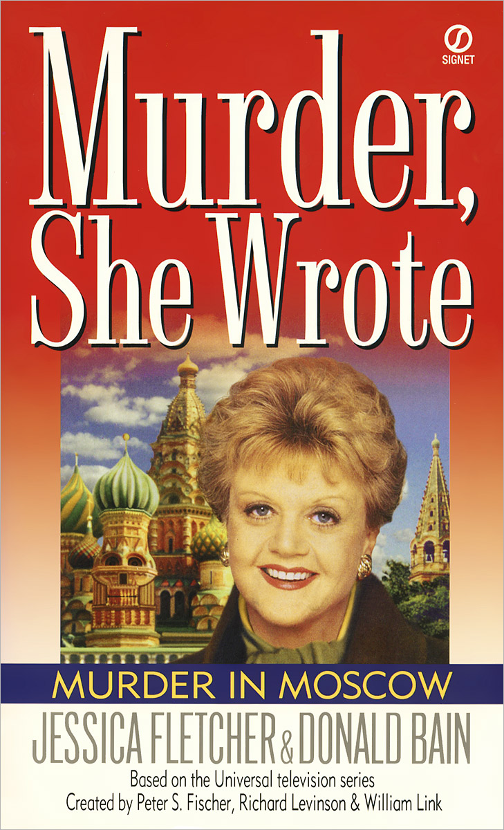 Murder, She Wrote: Murder in Moscow murder she wrote close up on murder