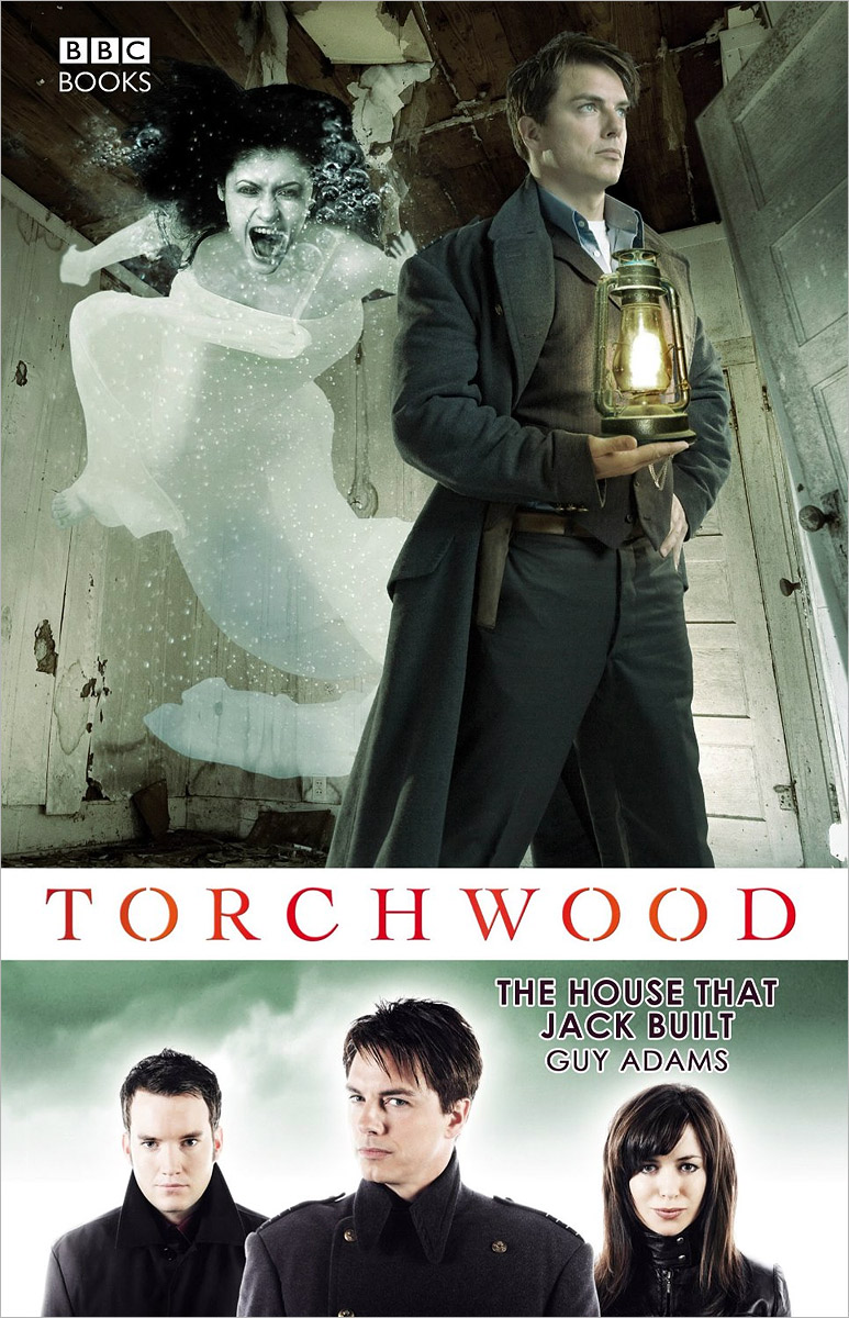 Torchwood: The House That Jack Built percy jackson and sea of monster