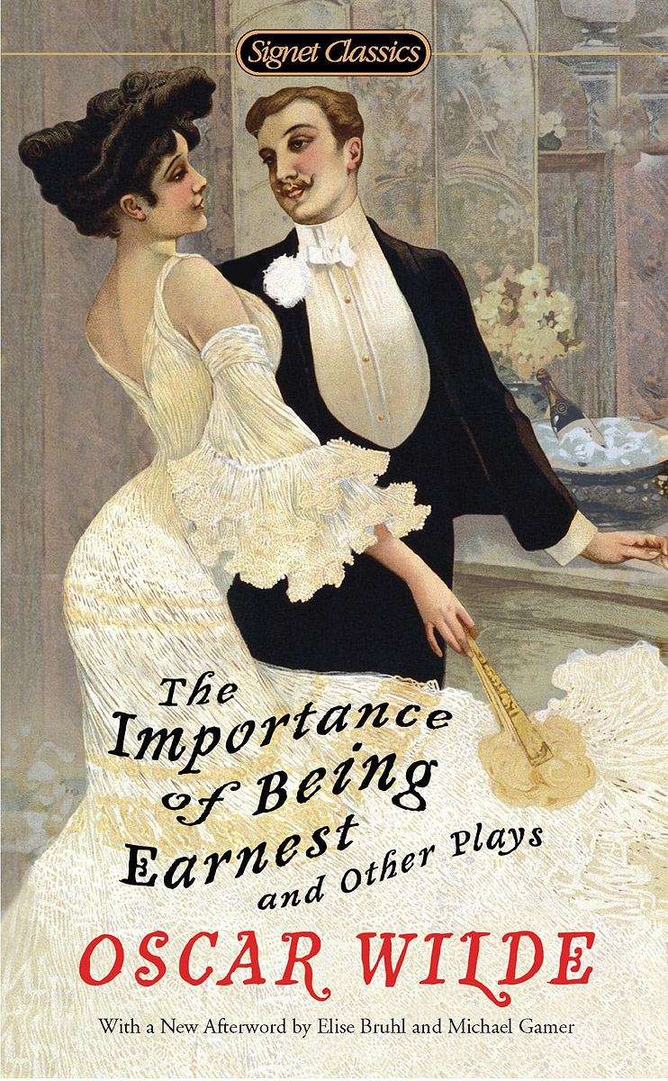 The Importance of Being Earnest and Other Plays mousetrap and seven other plays the