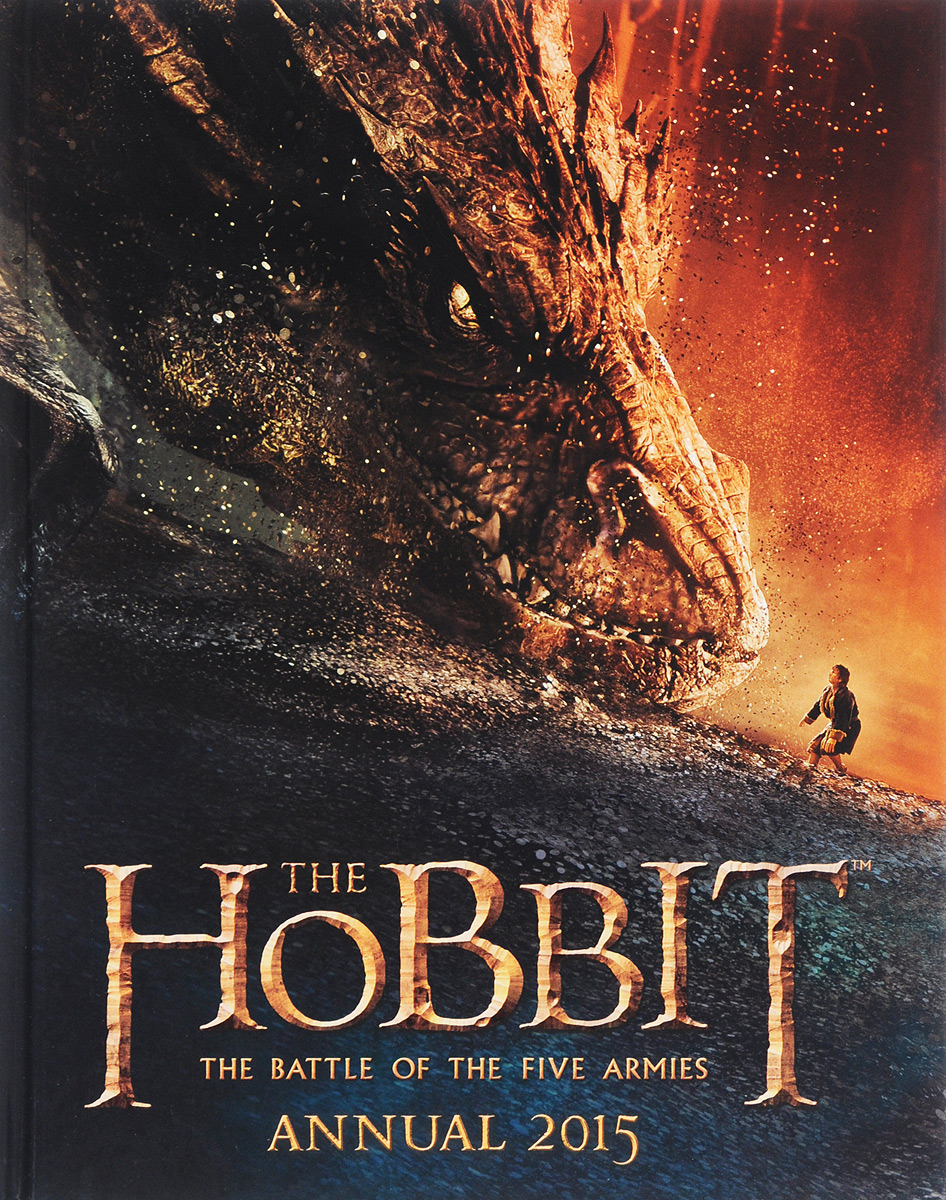 The Hobbit: The Battle of the Five Armies: Annual 2015 цена 2017