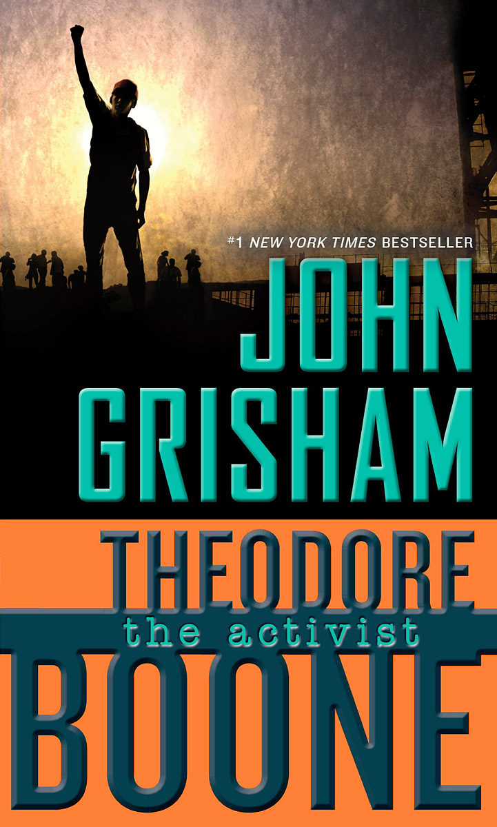 Theodore Boone: The Activist theodore dreiser the stoic