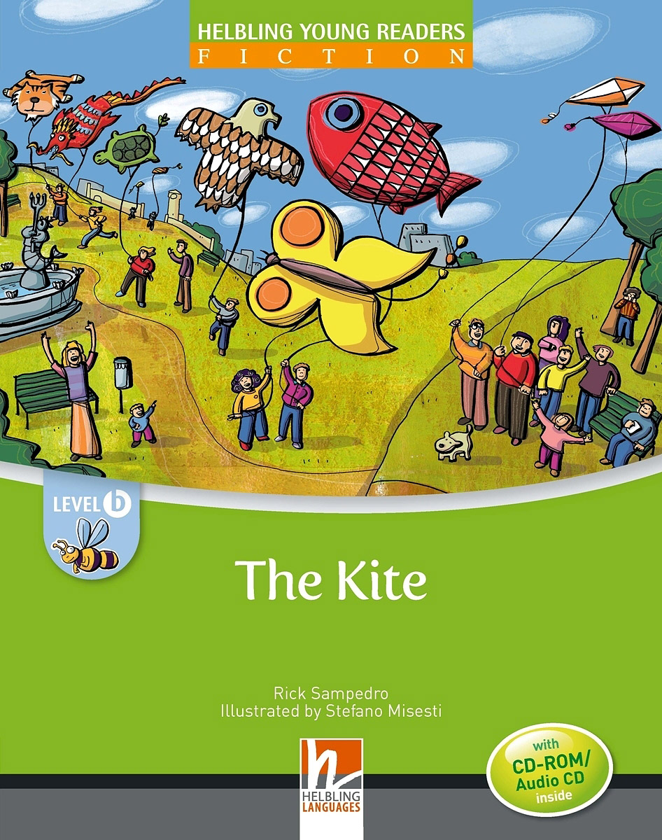 The Kite: Level B (+ CD-ROM) language change and lexical variation in youth language