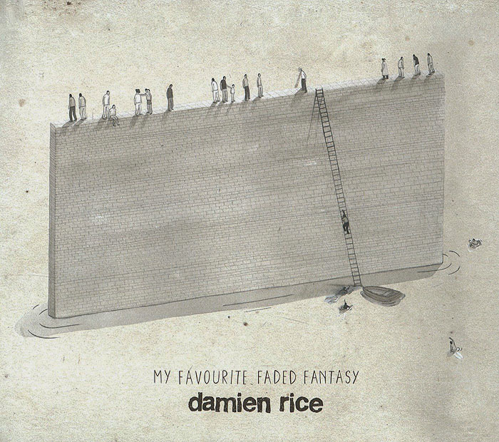 Дамиен Райс Damien Rice. My Favourite Faded Fantasy my favourite wife