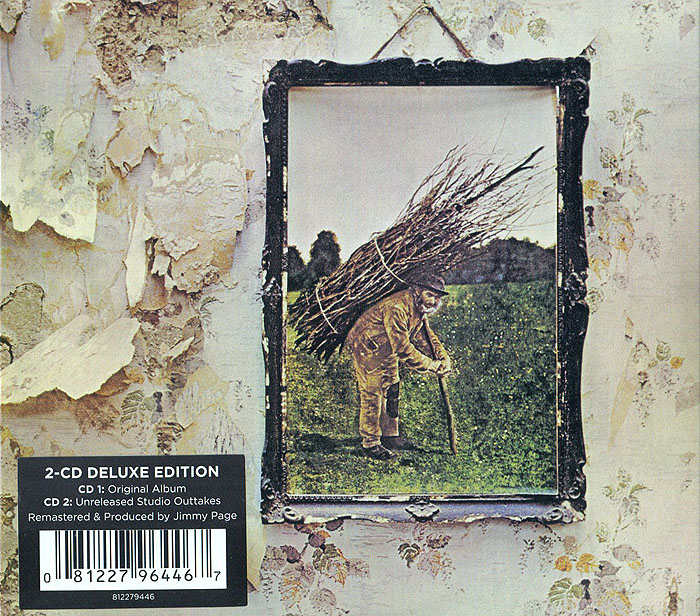 Led Zeppelin Led Zeppelin. IV. Deluxe Edition (2 CD) led zeppelin – led zeppelin iii deluxe edition 2 lp